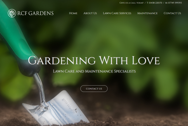 RCF Gardens Project